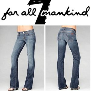 7 For All Mankind Flynt Bootcut Flare Jeans